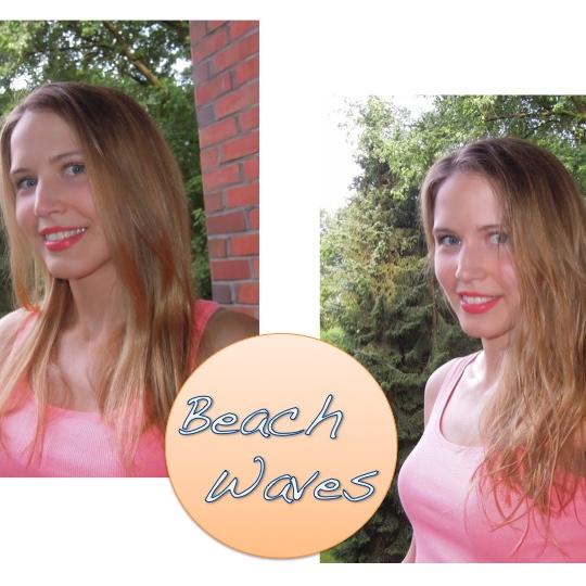 Suelovesnyc Sommer Frisur Für Lange Haare Beach Wellen Mit Salz