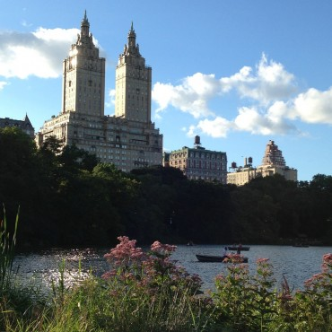 New-York-City-Central-Park-See