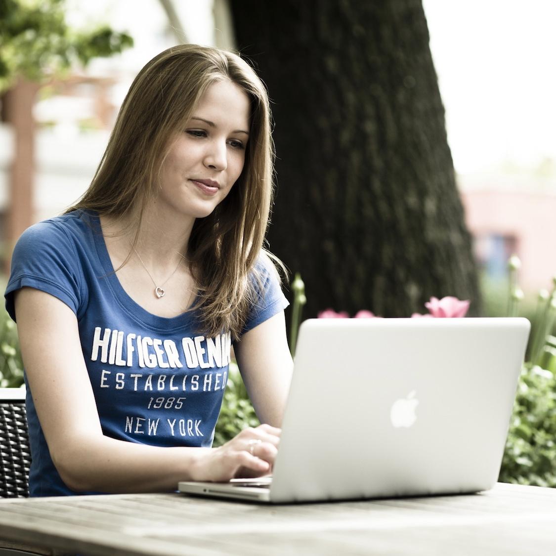 Sue-Laptop