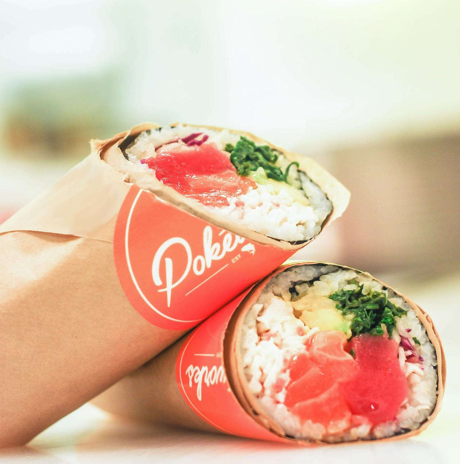 Poke_Sushi_Burrito_Wrapped