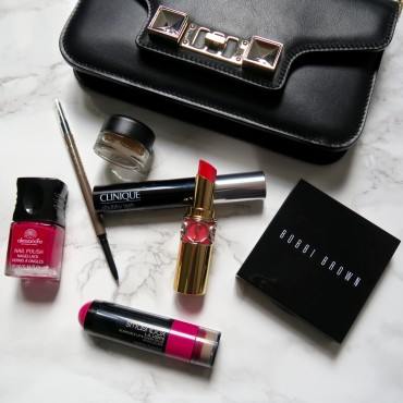 beauty essentials fashion week