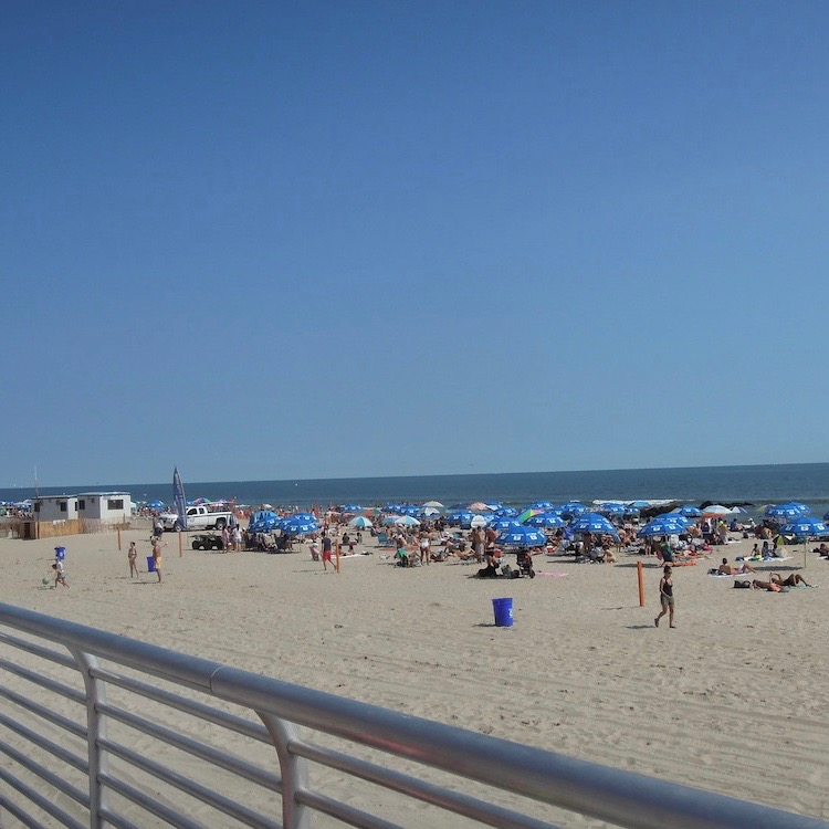 Strände in New York Long Beach (1)