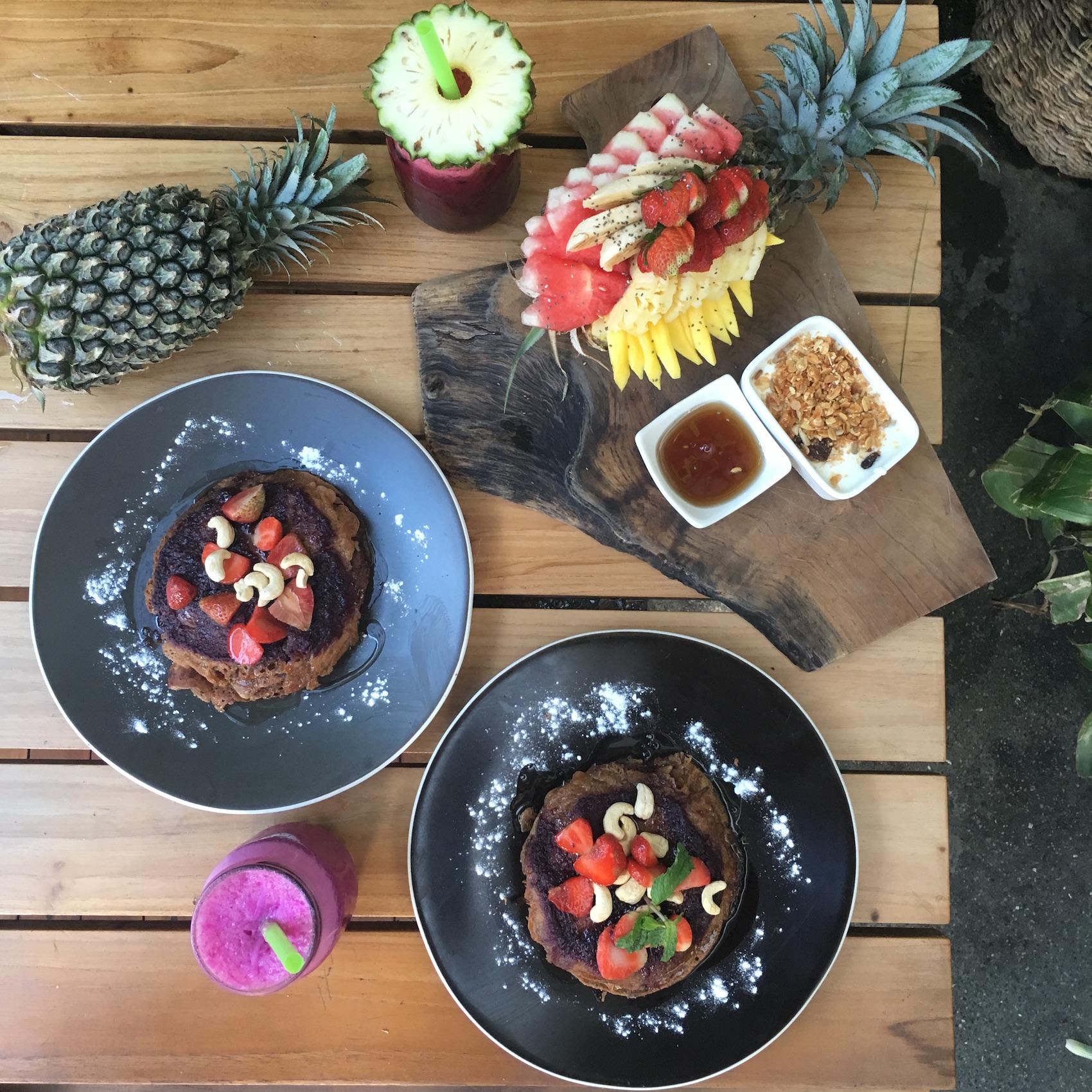 Glutenfrei Frühstücken Bali