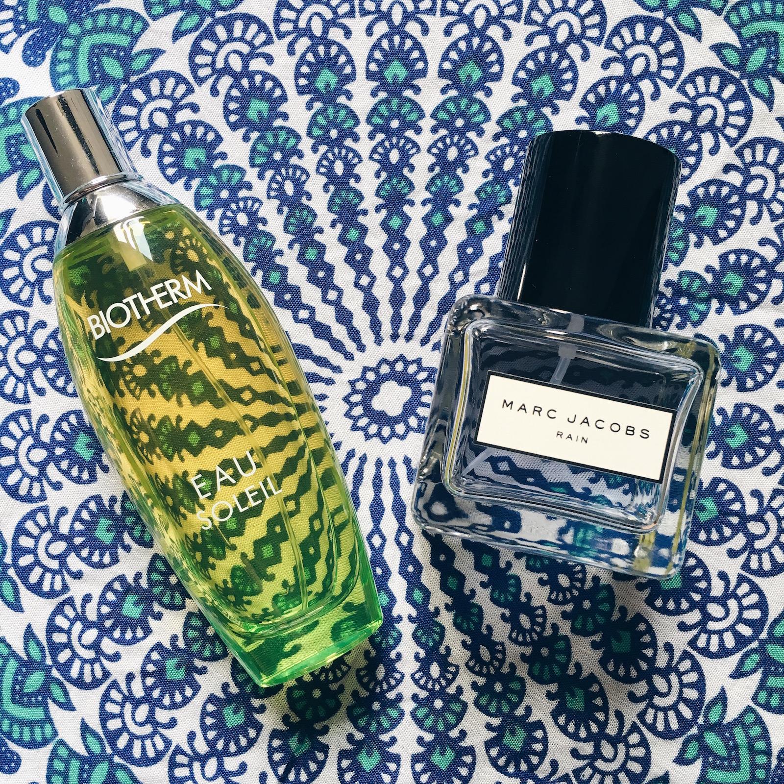 Parfum Biotherm Eau Soleil Marc Jacobs Rain