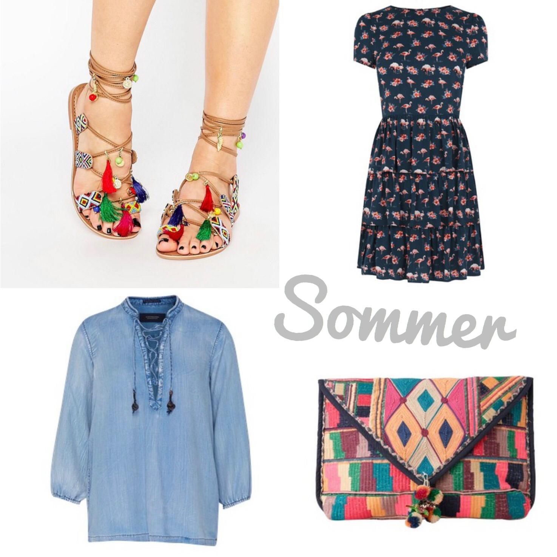 shopping-favoriten sommer
