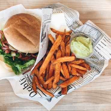 Sommer Burger Hamburg