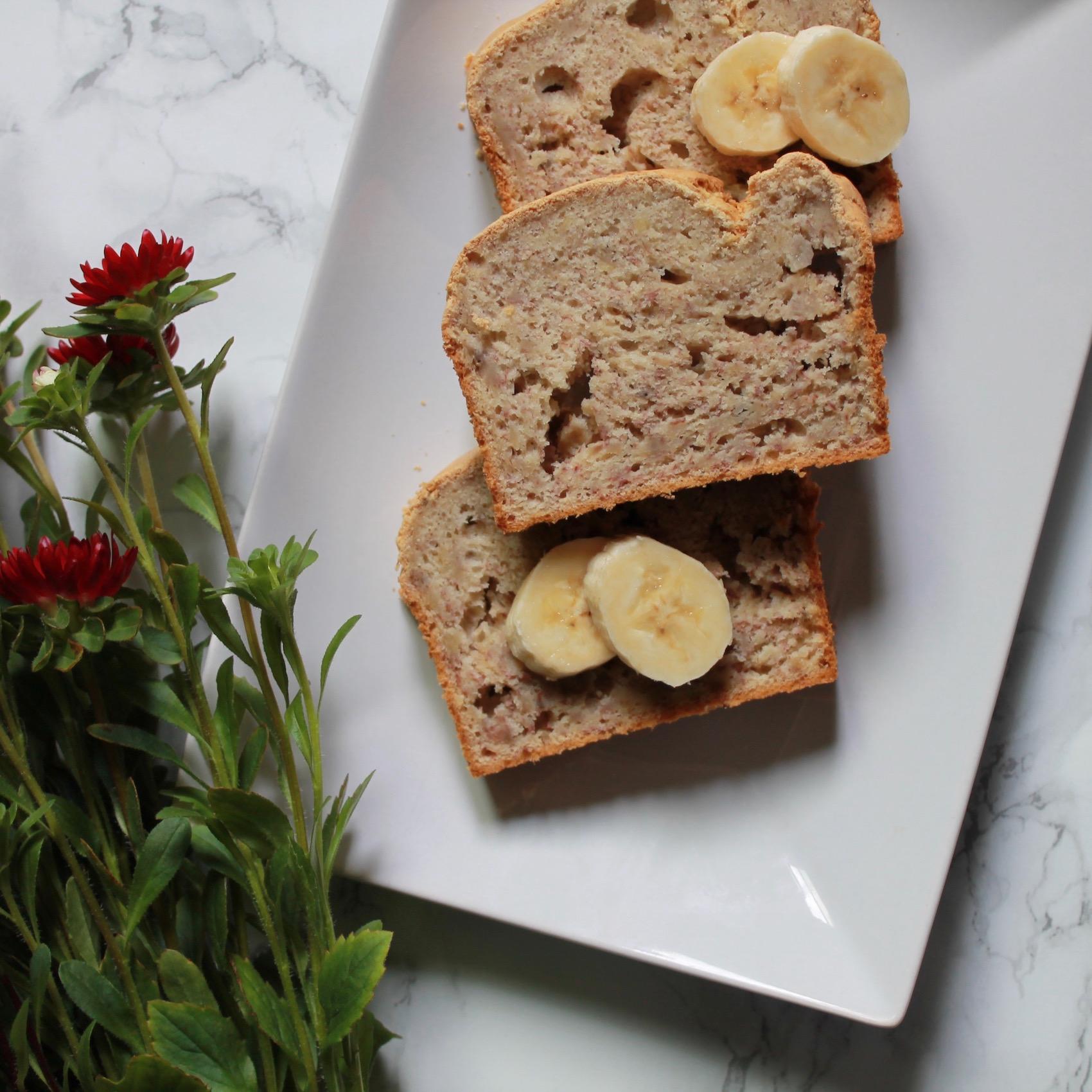 Glutenfreies Bananenbrot Sue Loves NYC Blog