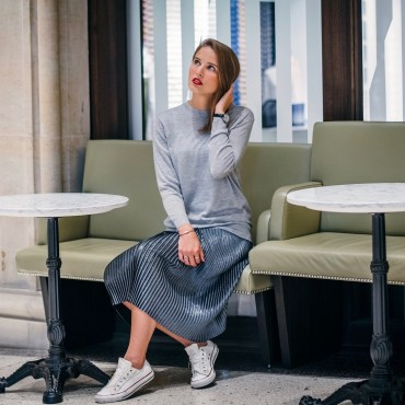 weekly update suelovesnyc sue loves nyc metallic plisseerock fashion-komfortzone