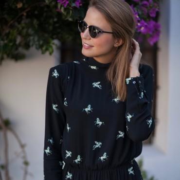 suelovesnyc sue loves nyc unicorn dress einhorn kleid einhorn schokolade blog blogger