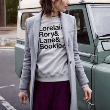 suelovesnyc juniqe black friday gilmore girls sweatshirt deal