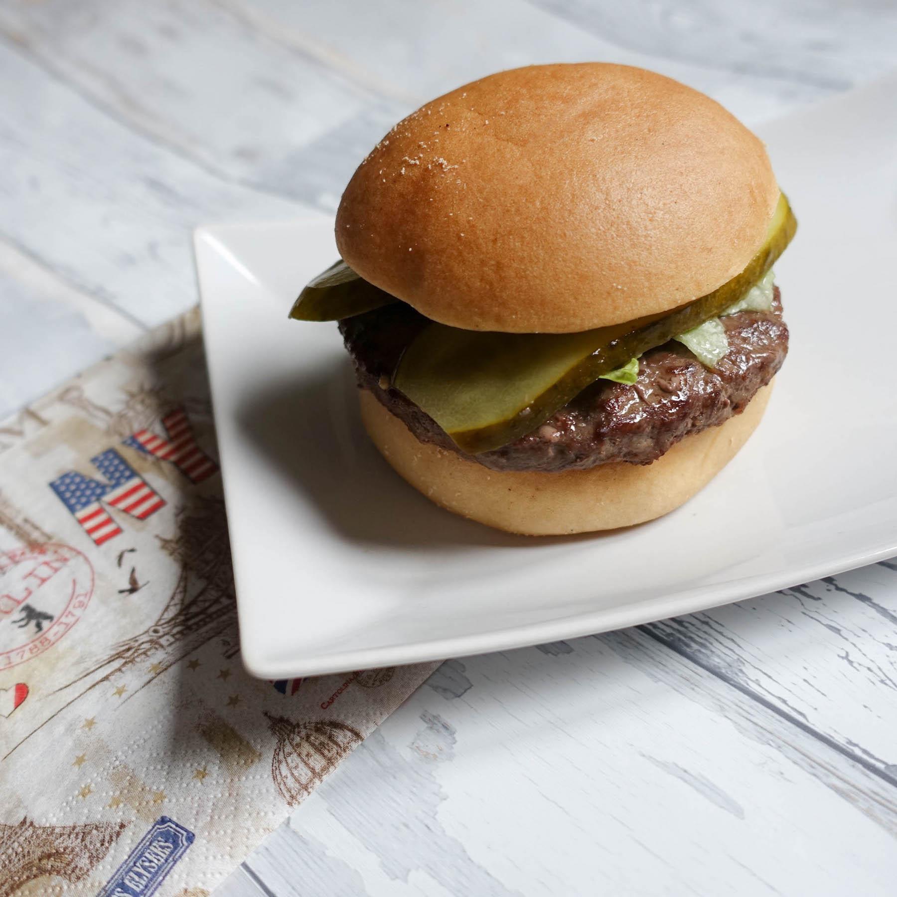 selber burger machen latest portobello rohkost palmkohl. Black Bedroom Furniture Sets. Home Design Ideas