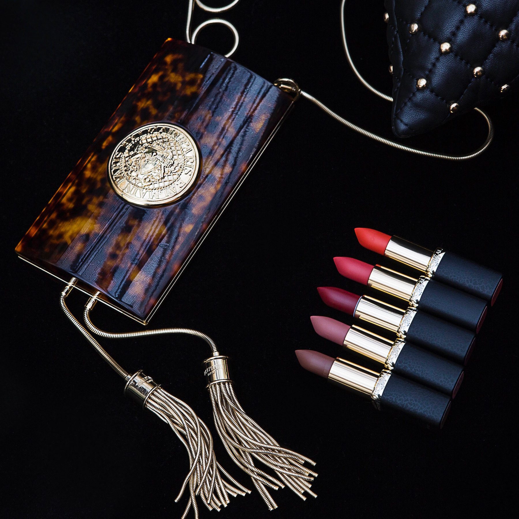 suelovesnyc_beauty_blog_susan_Fengler_loreal_paris_x_balmain_paris L'Oréal Paris x Balmain Paris Kooperation Lippenstifte