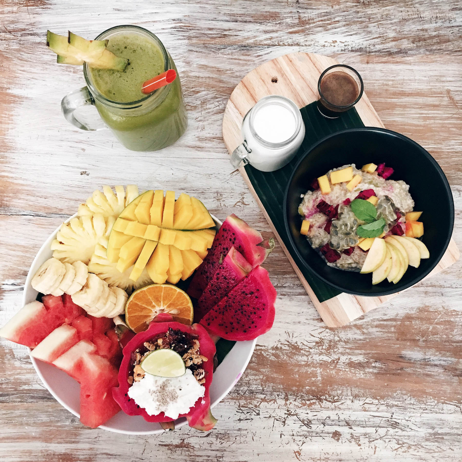 healthy eating wedding-challenge Bali breakfast suelovesnyc_susan_fengler_healthy_eating_wedding_challenge_breakfast_bali