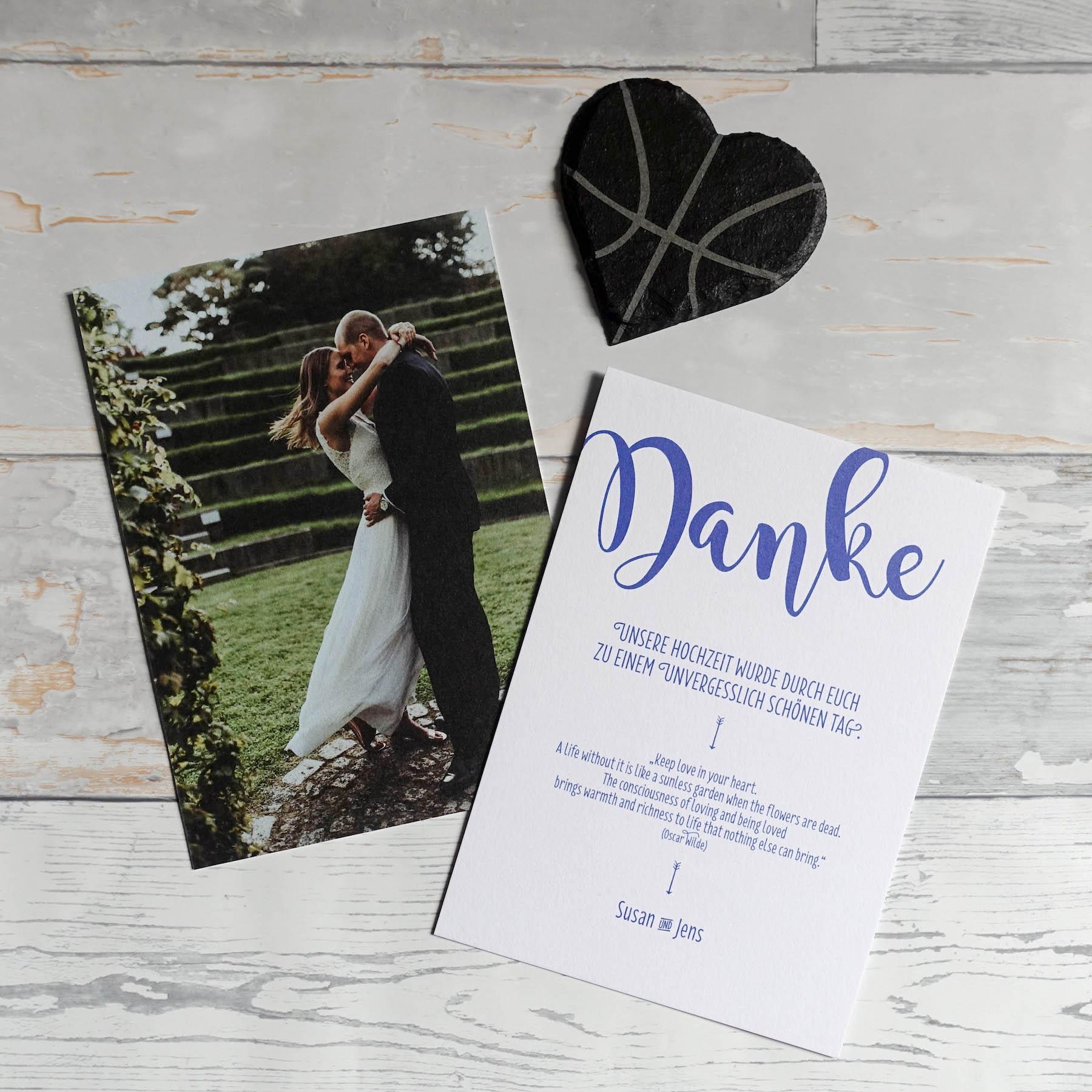 Hochzeits dankeskarten suelovesnyc susan fengler blog hamburg hochzeits dankeskarten hochzeit