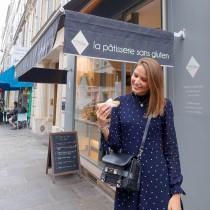 glutenfreie Eclairs in Paris suelovesnyc_susan_fengler_glutenfreie_eclairs_in_paris_Helmut_newcake_glutenfrei_essen_in_paris