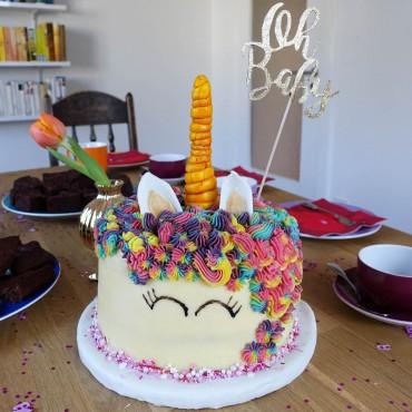 Babyparty suelovesnyc_susan_fengler_babyparty_unicorn_cake_einhorn_torte_einhorn_kuchen