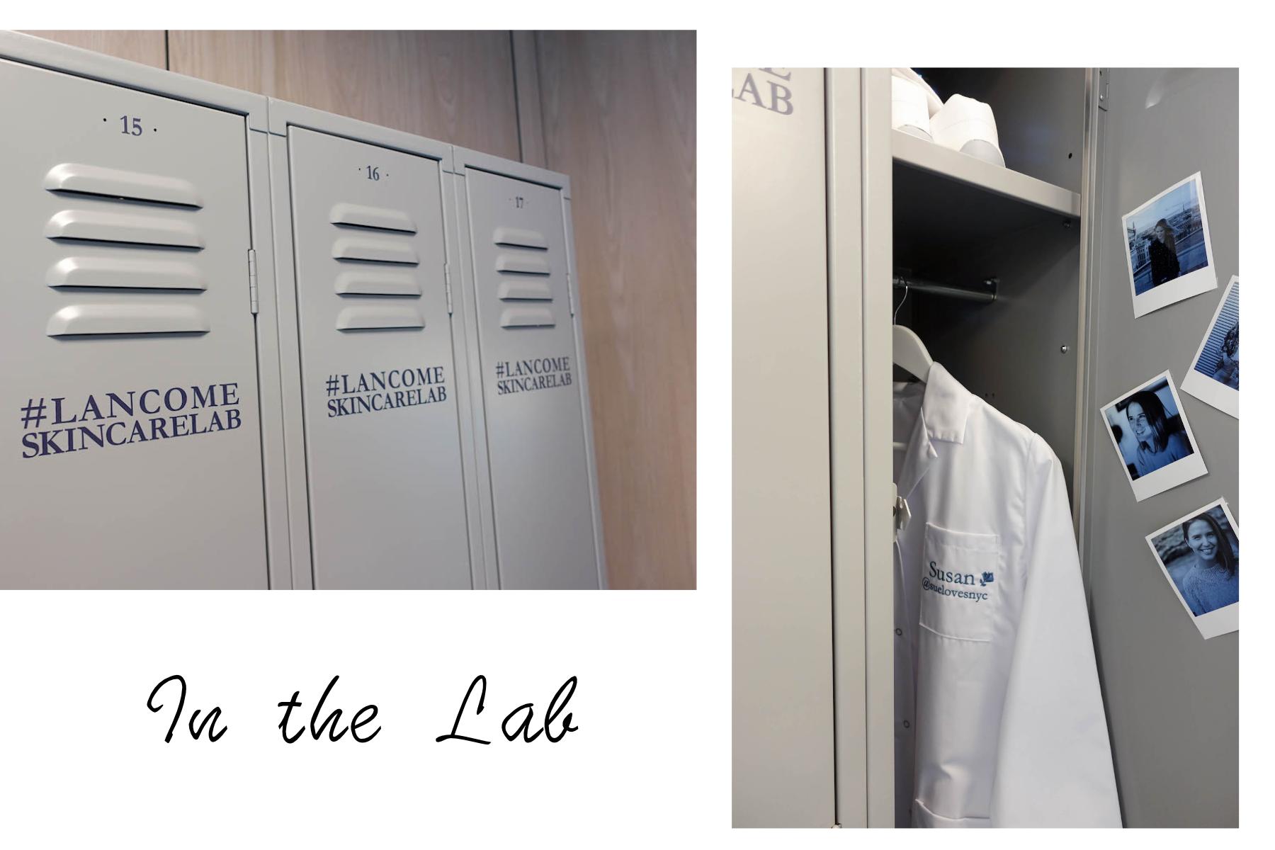 Suelovesnyc_lancome_labor_1 Lancôme skincare lab