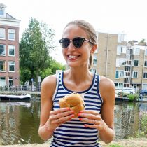 Amsterdam glutenfrei suelovesnyc_susan_fengler_amsterdam_glutenfrei_essen_glutenfreier_Bagel_bagels_beans