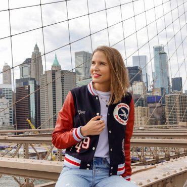 Herbst in New York Gant Letterman suelovesnyc_herbst_in_new_york_gant_letterman_jacket_brooklyn_bridge