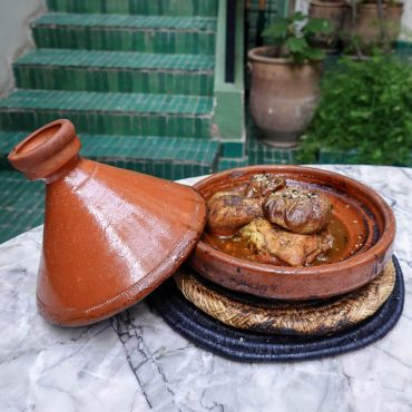 glutenfrei essen in marrakesch suelovesnyc_glutenfrei_essen_in_marrakesch_tajine_le_jardin